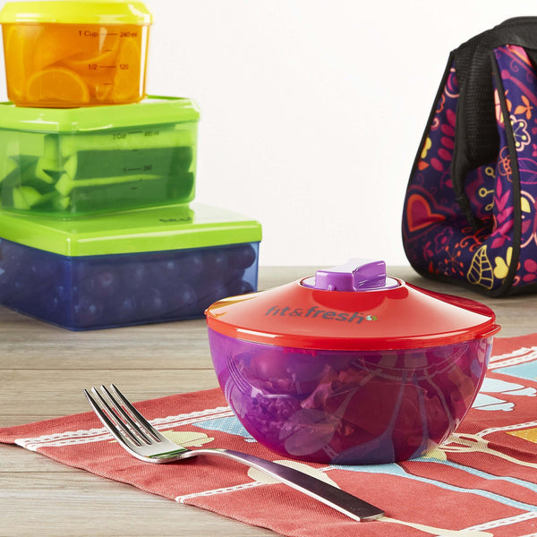 13 Piece Kids' Healthy Chilled Container Set