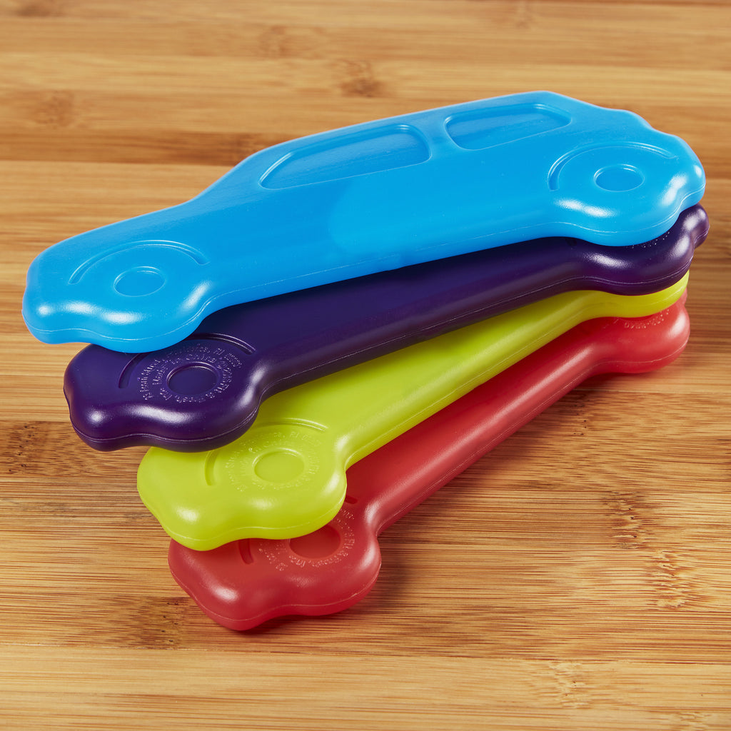 Cool Coolers Multicolored Car Ice Packs