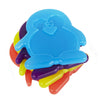 Cool Coolers Multicolored Penguin Ice Packs