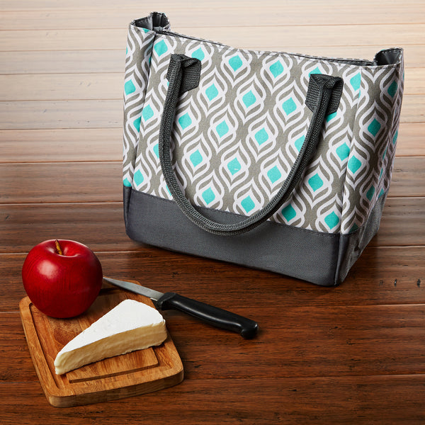 Vienna Insulated Lunch Bag with Ice Pack