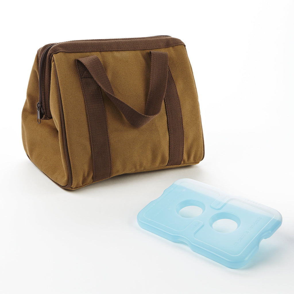 Big Phil Insulated Lunch Bag with Ice Pack