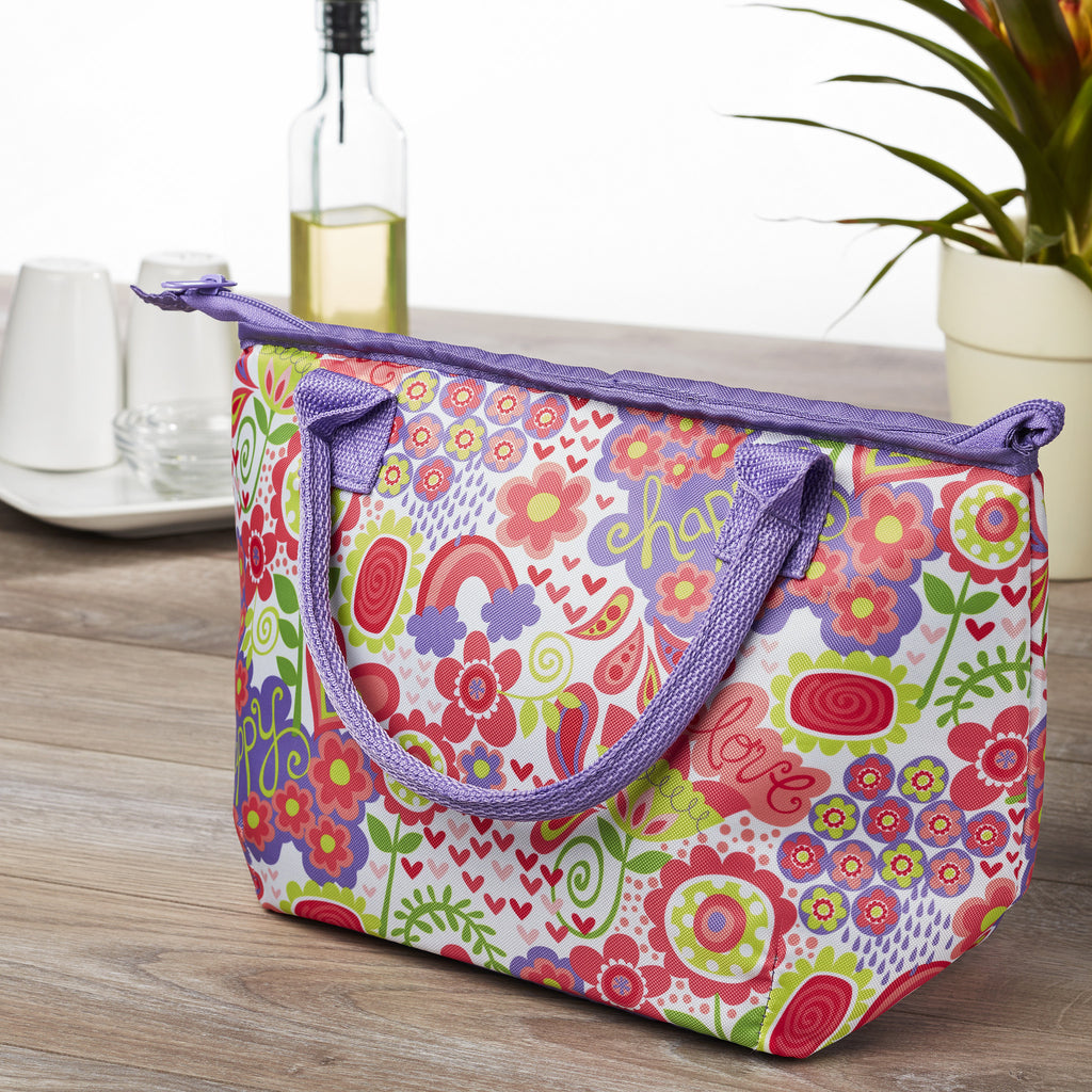 Maggie Girls' Insulated Lunch Bag