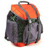 Kids' Adventure Rucksack Backpack - Green Jungle Texture