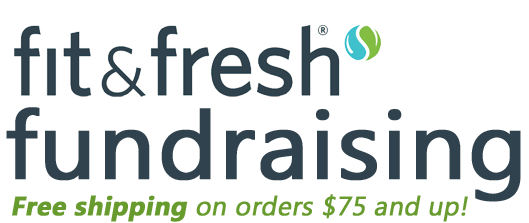 Fit and Fresh Fundraising logo