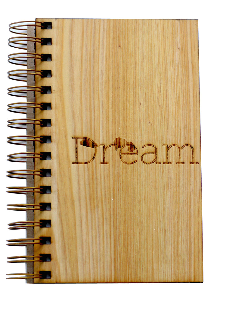 Minimalist Journal - Dream Notebook Journal - Harley London