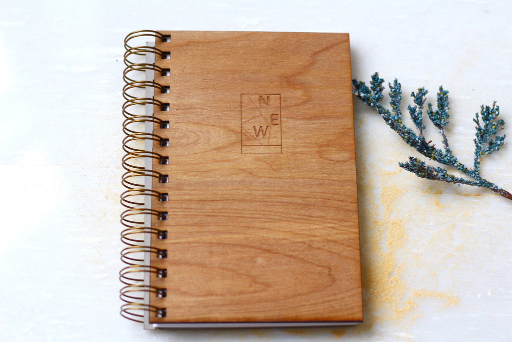 Wooden Wedding Guestbook by Harley London | Made in New Orleans