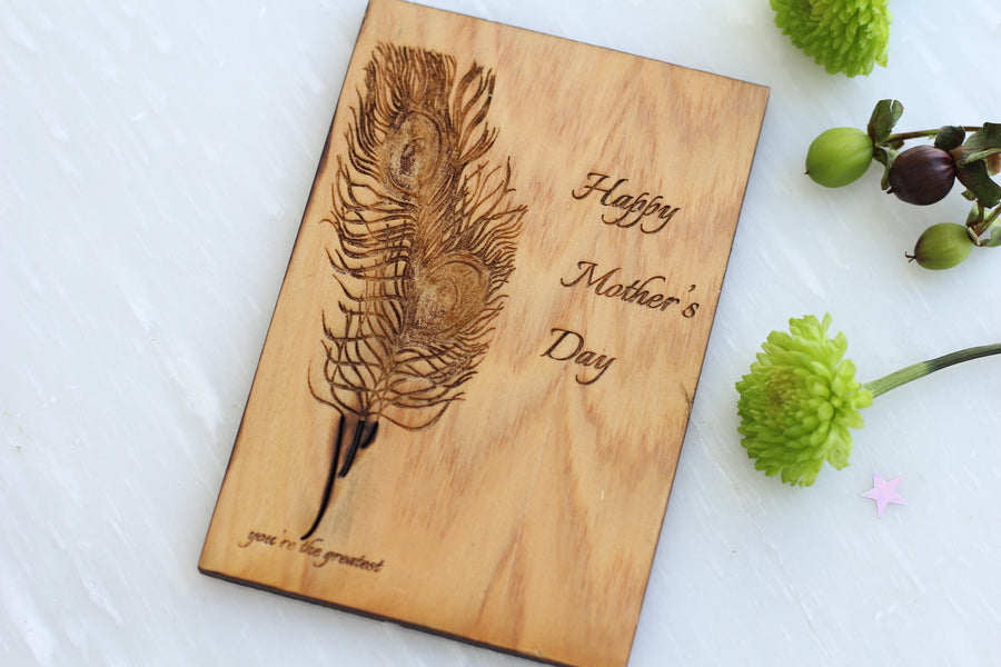 Mother's Day Love Card by Harley London | Mother's Just Because card