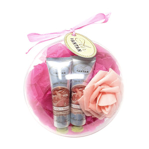Valentine's day Ball Hand Cream set La Vie en Rose (2x25ml)