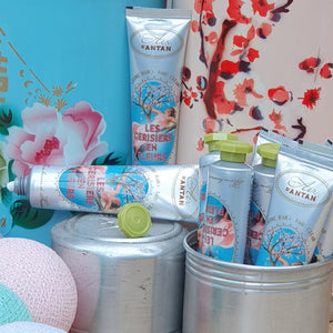 Les Cerisiers en Fleurs, the Hand Cream full of Spring Zing!
