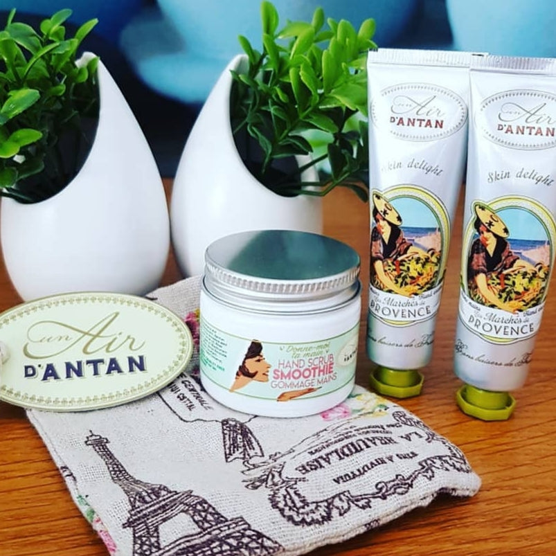 Hand care Kit PROVENCE (2x25ml + 50 ml)