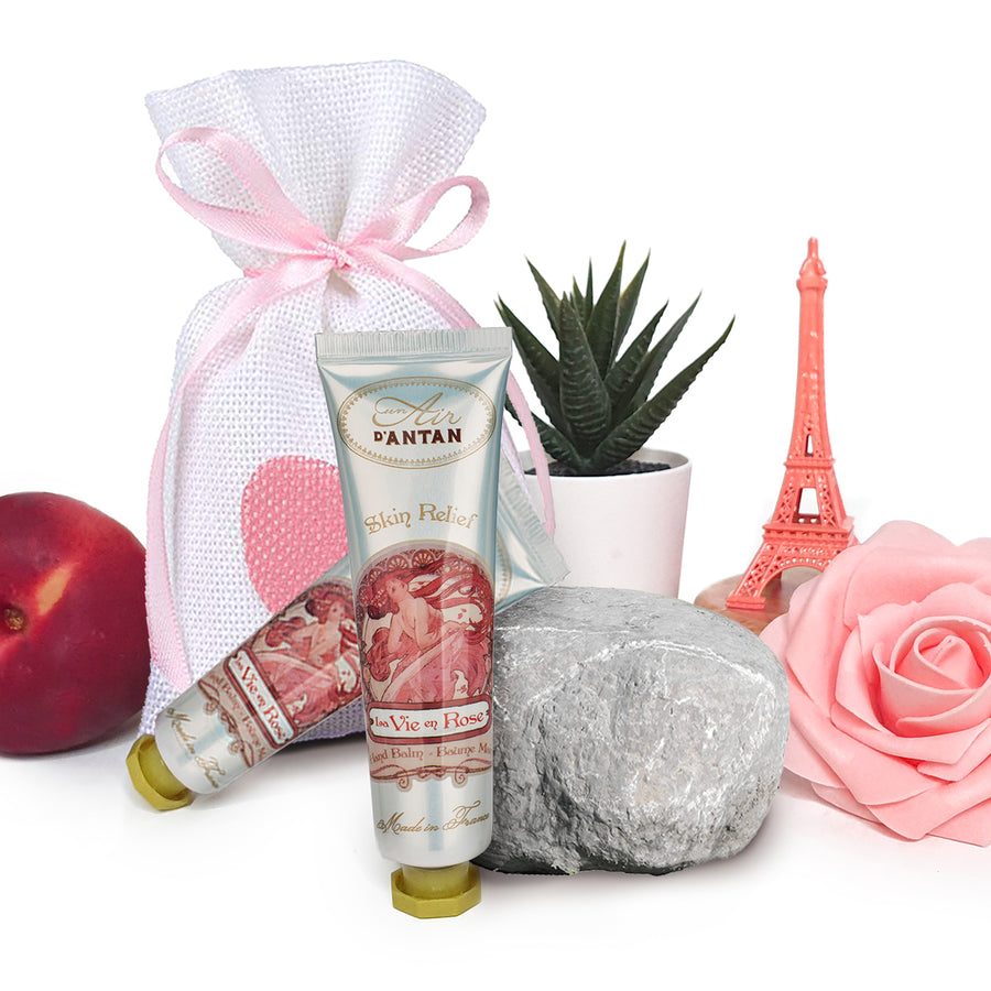 Hand creams twinpack gift set ROSE (2x25ml)