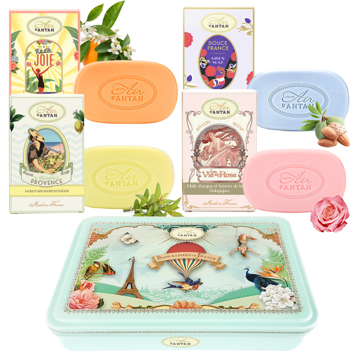 Balloon 4 soaps set