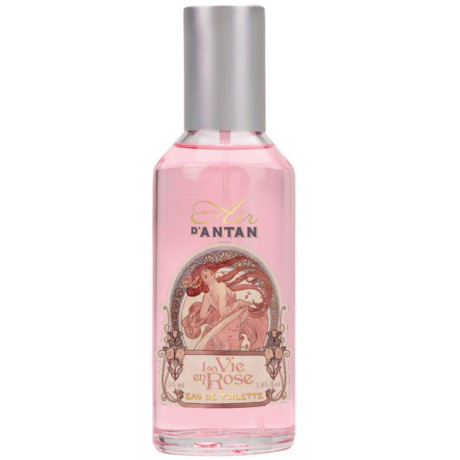 La Vie en Rose, the Eau de Toilette full of love! 55ml