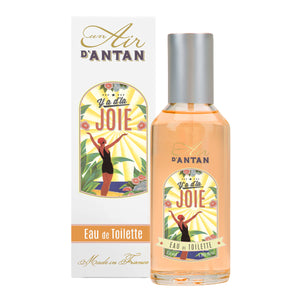 Y'a d'la Joie, the Eau de Toilette full of joy