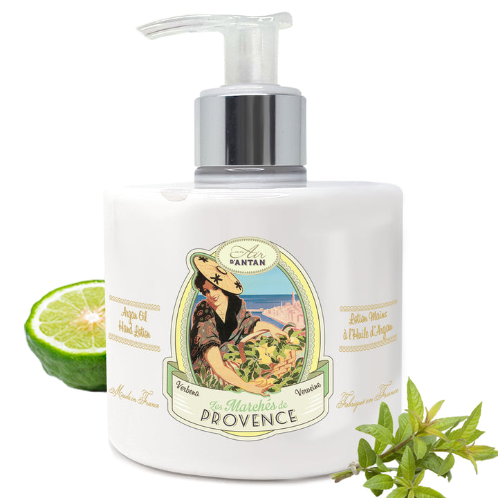 Moisturising Hand Lotion With Pump 300 ml Provence Verbena