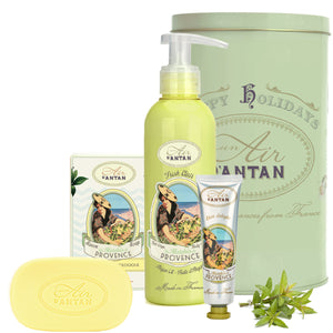 Gifts For Women Skincare Set Fragrance: Verbena, Bergamot
