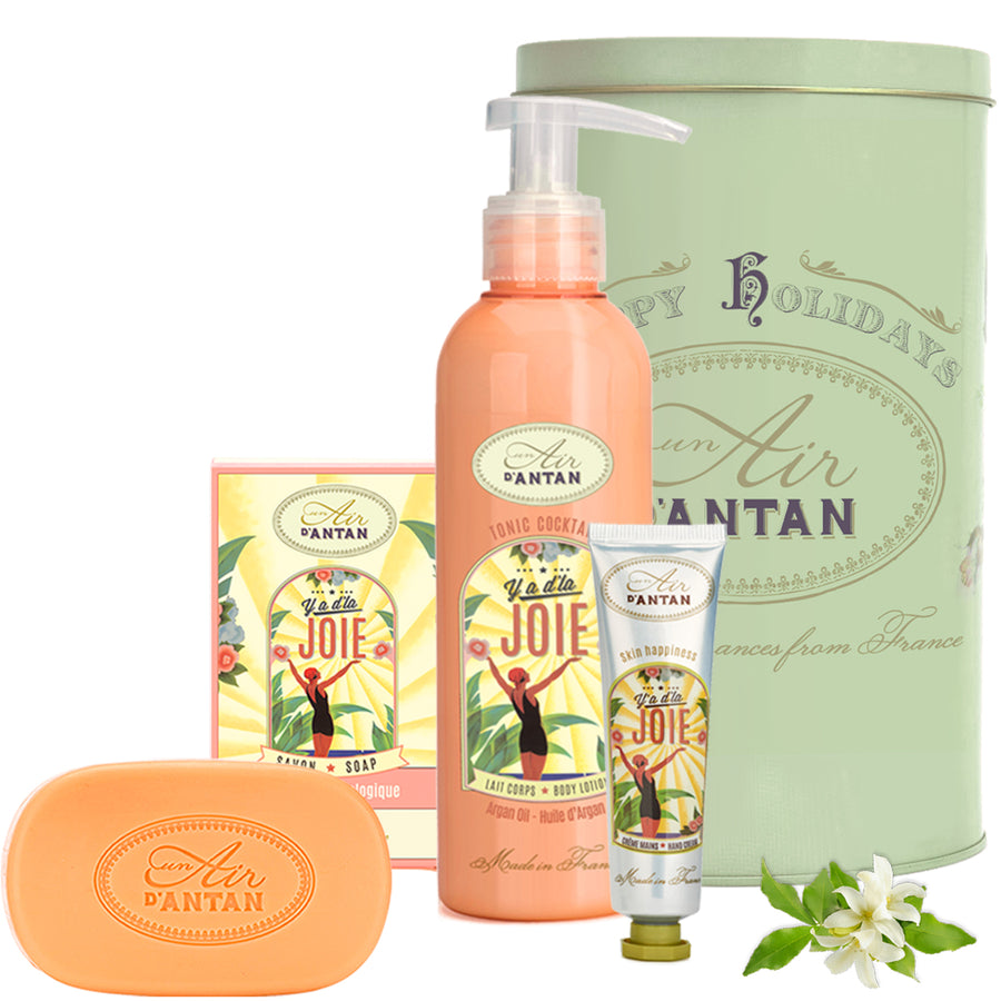 Gifts For Women Skincare Set Fragrance: Lily Of The Valley, Orange Blossom, Rose