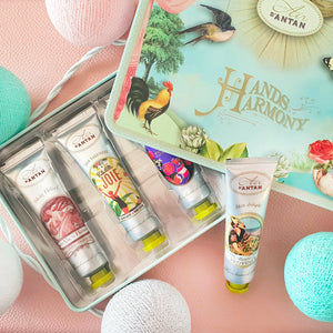 Hand Cream Gift Set (4 hand creams 25 ml)