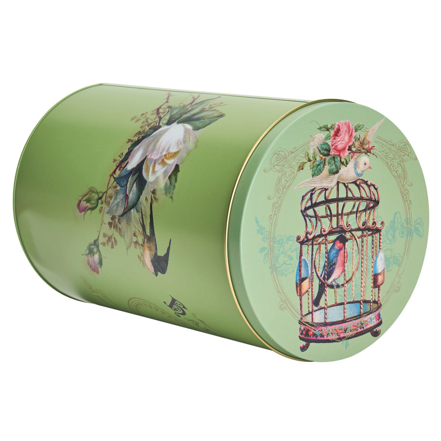 Perfume Green Tin Gift Set DOUCE - Amande, Figue, Vetiver