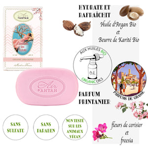 Gifts For Women Skincare Set Fragrance: Cherry Blossom and Freesia