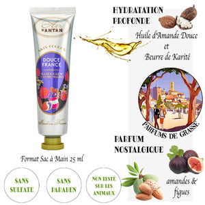 Gifts For Women Skincare Set Fragrance: Almond, Fig, Vetiver