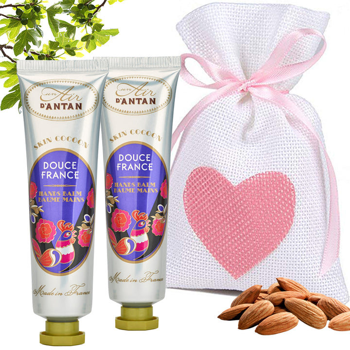 Hand creams twinpack gift set DOUCE (2x25ml)