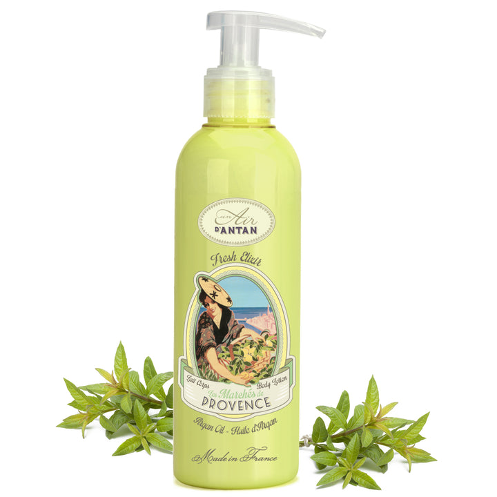 Les Marchés de Provence, the Body Lotion full of sun
