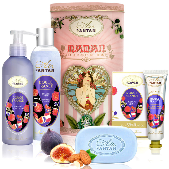 Special Mum Gift Set with 4 products - Douce France