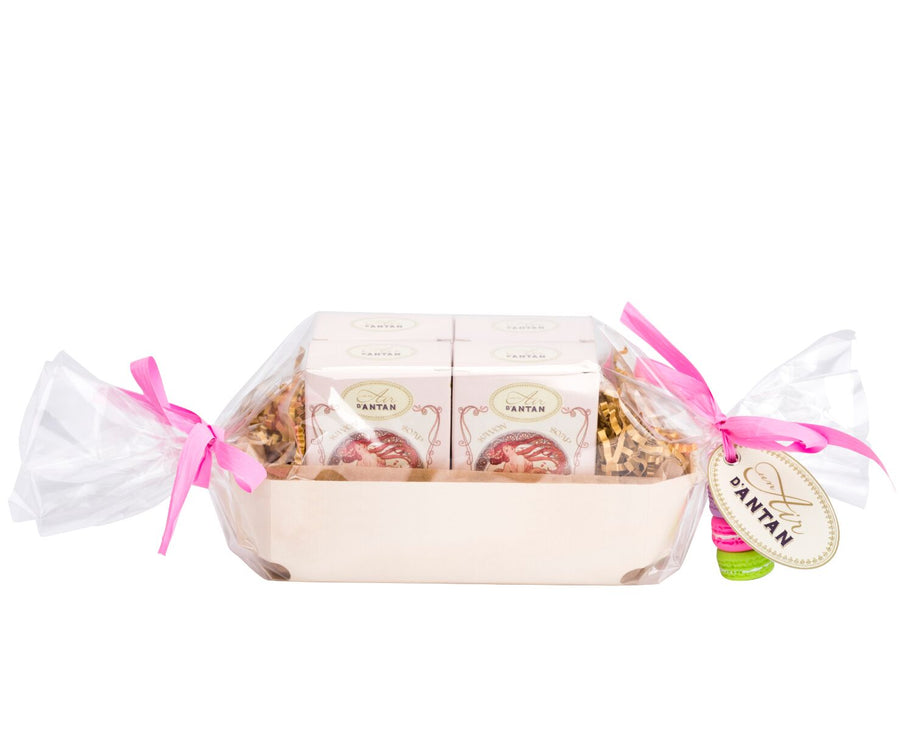 Gift Soap La vie en rose