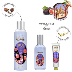Perfume Set CAROUSEL DOUCE - Almond & Fig
