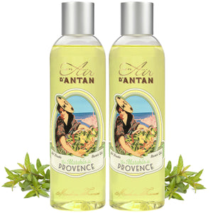 Les Marchés de Provence, the Shower Gel full of Sun - Twin PACK
