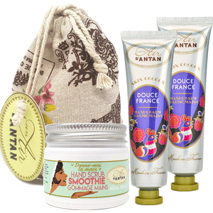 Hand care Kit DOUCE (2x25ml + 50 ml)