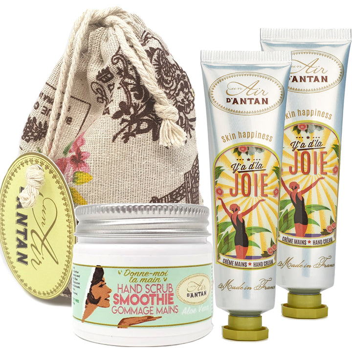 Hand care Kit JOIE (2x25ml + 50 ml)