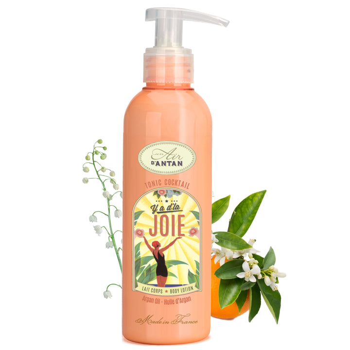 Y'a d'la Joie! The Body Lotion full of joy