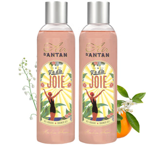 Y'a d'la Joie! The Shower Gel full of joy - Twin Pack