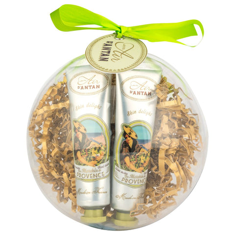 Christmas Ball Hand Creams Set Les Marchés de Provence (2x25ml)