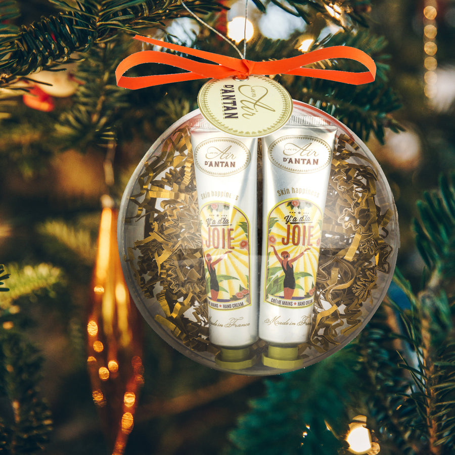 Hand Creams CHRISTMAS BAUBLE JOIE (2x25ml)