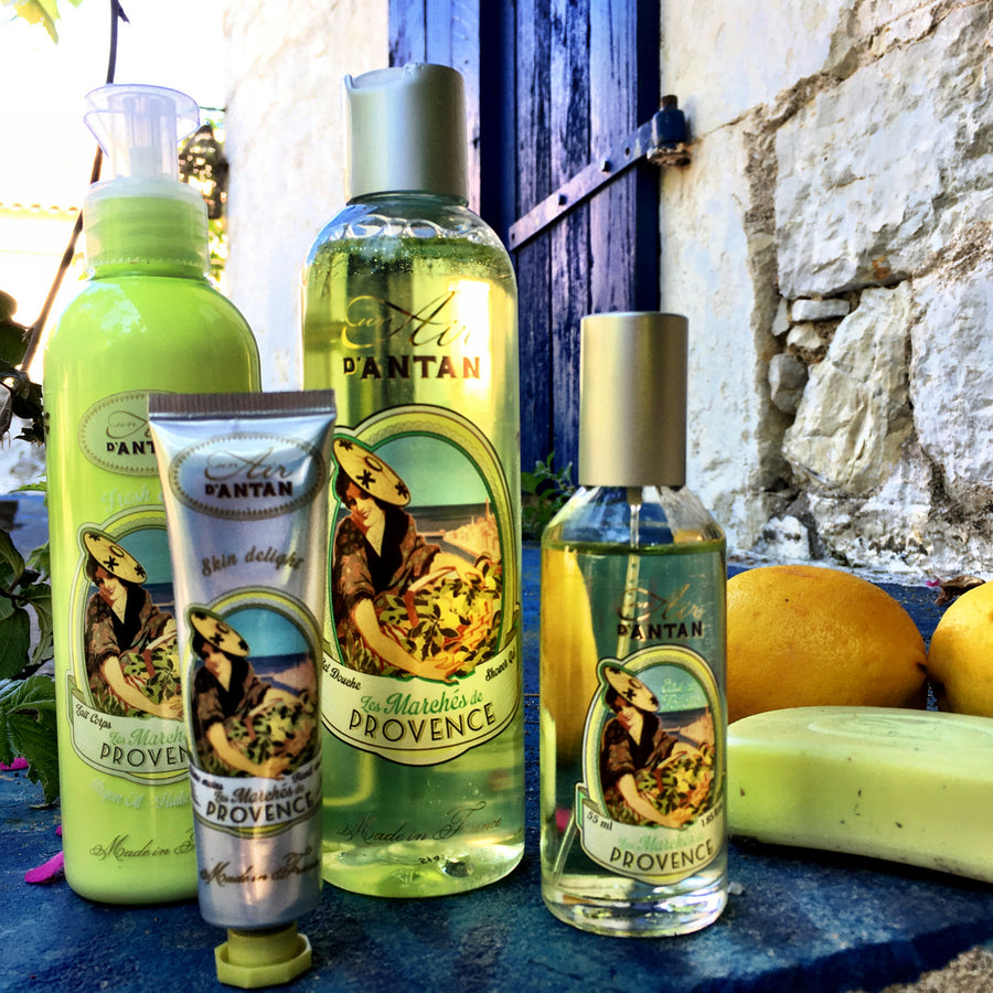 Les Marchés de Provence, the Eau de Toilette full of sun