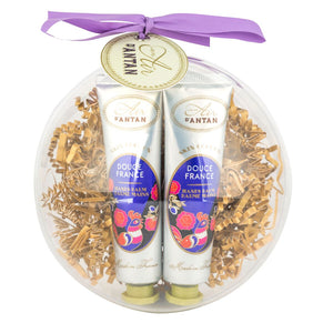 Gift Ball Hand Cream Set Douce France (2x25ml)