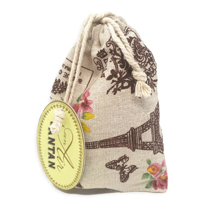 Hand care set in Eiffel Tower jute bag - Y'a d'la Joie (2x25ml)