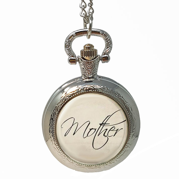 Mother's DAY WATCH PENDANT