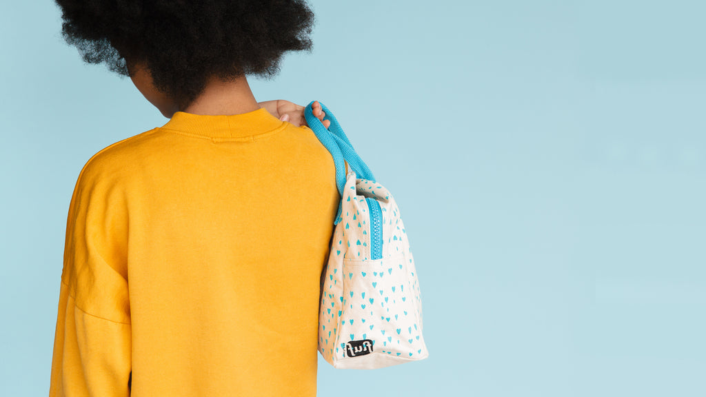WASHABLE<br>LUNCH BAGS