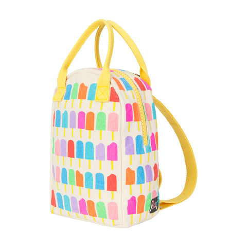 Lil B Pack Backpack Popsicle Print - Side View