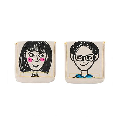 Snack Packs - BFF's (Pack of 2)