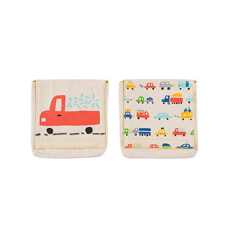 Snack Packs - CARS (Pack of 2)