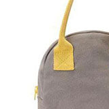 'Lunch' Grey / YELLOW