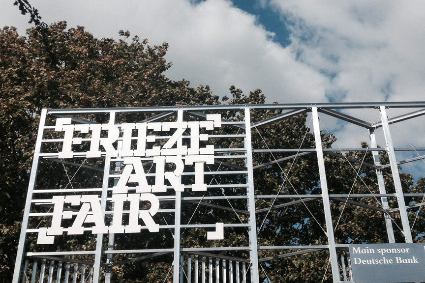 The Frieze Weekend Planner