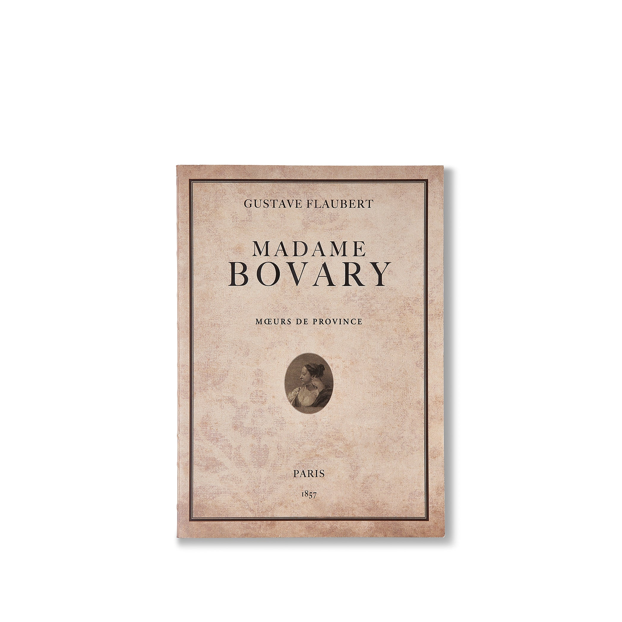 Madame Bovary Notebook