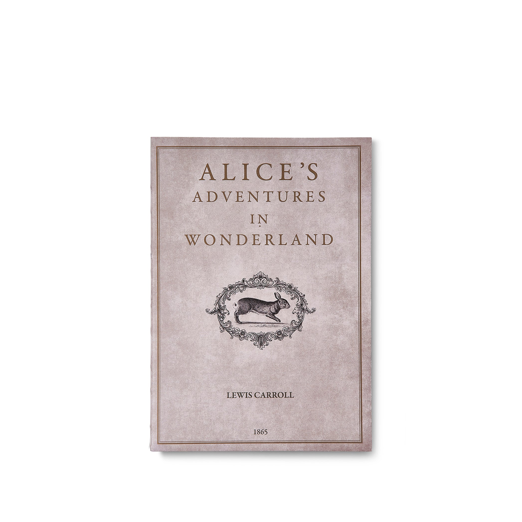 Alice in Wonderland Notebook