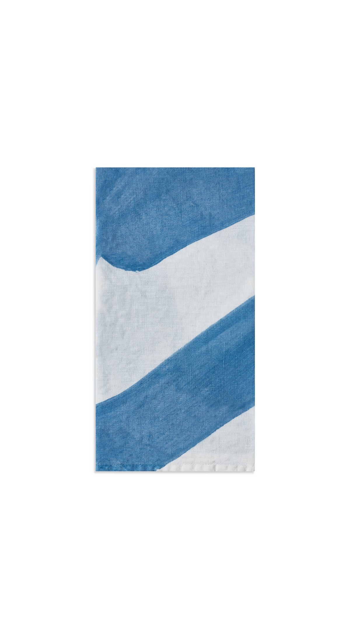 Alphabet Napkin 'B' in Sky Blue